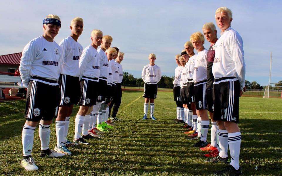 Sherburne-Earlville Boys Soccer 2017