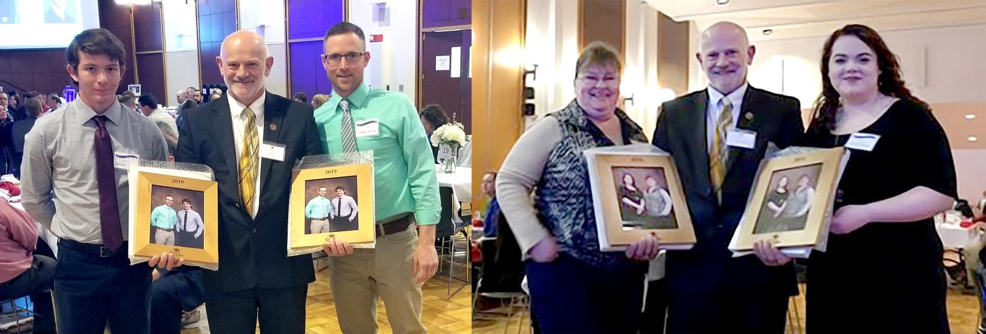 S-E 2019 Scholar Recognition Award Winners