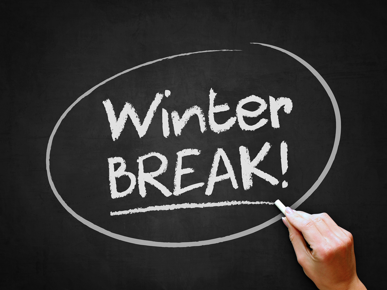 Winter Break illustration (2/2021)
