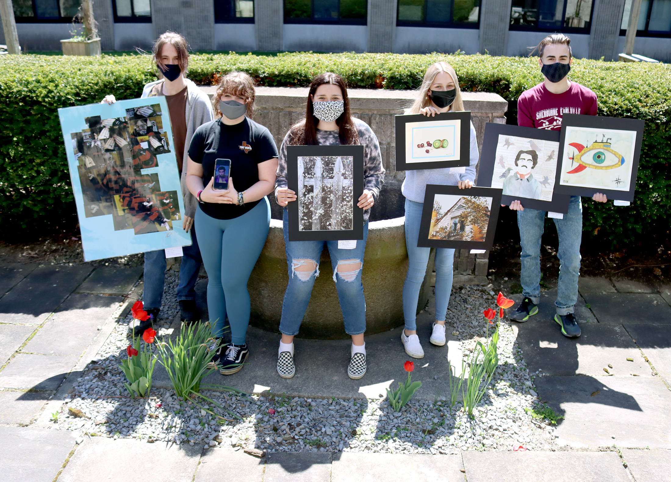 SEHS art students (group)