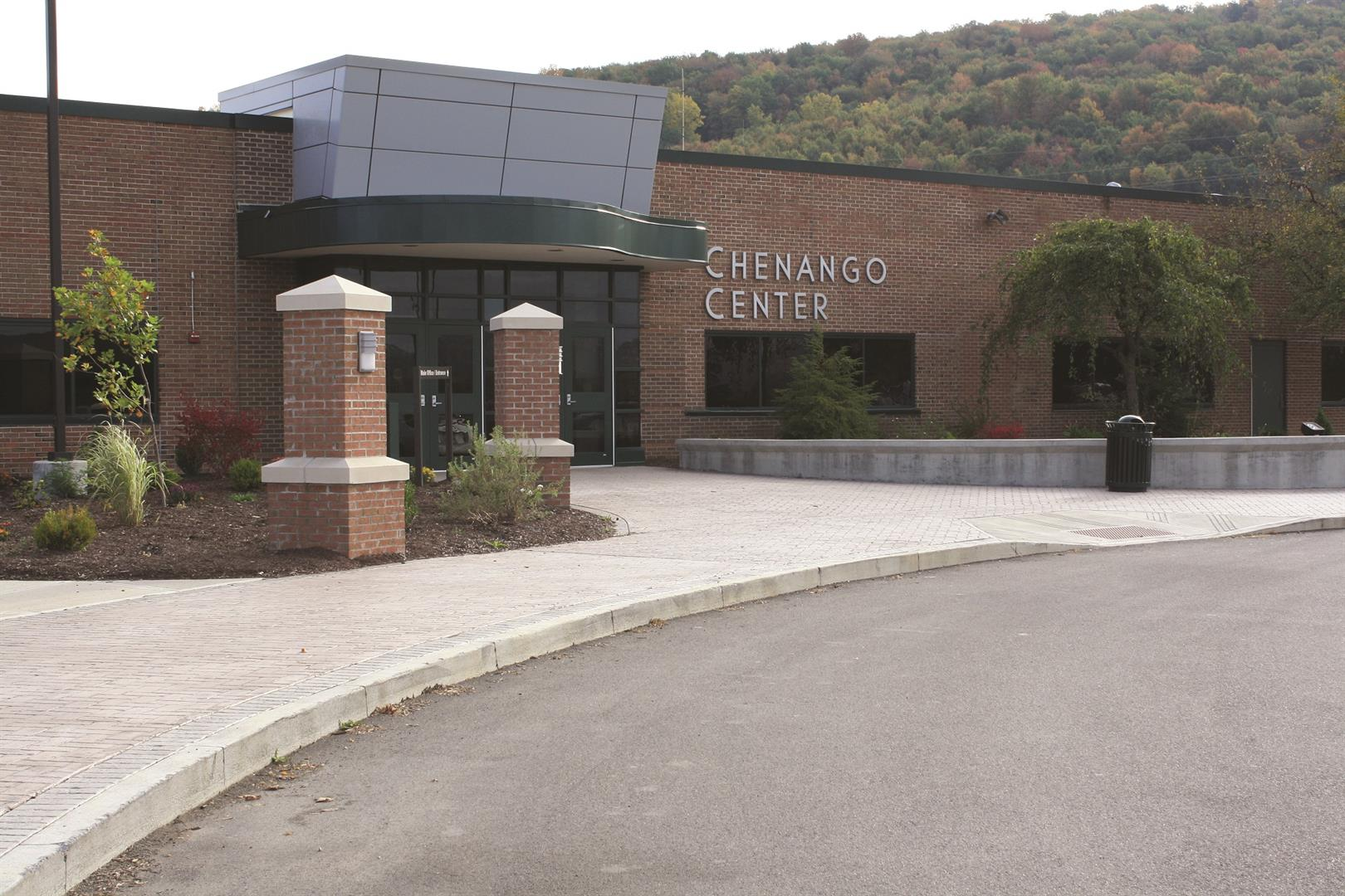 picture of chenango campus