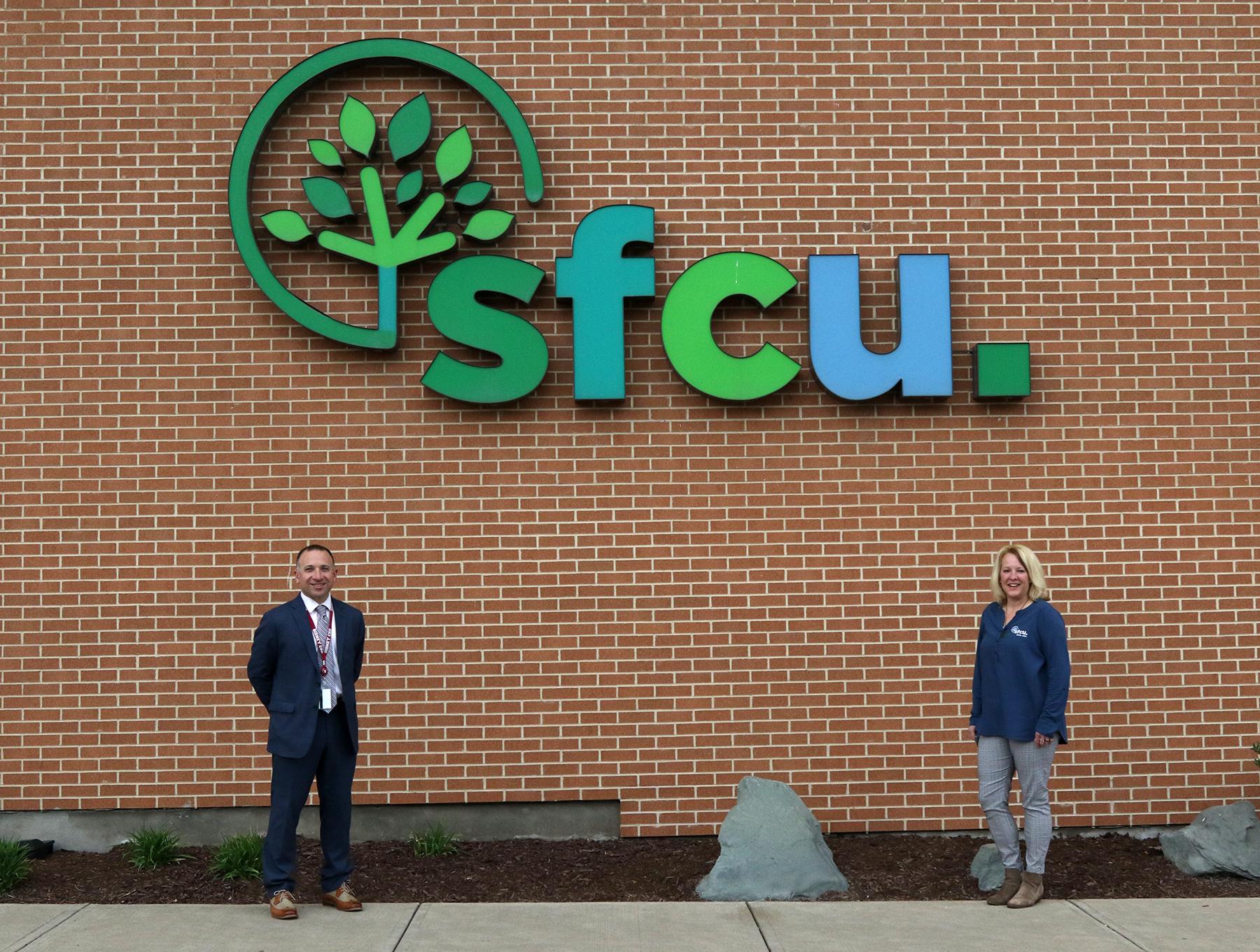 SFCU and Sidney partnership