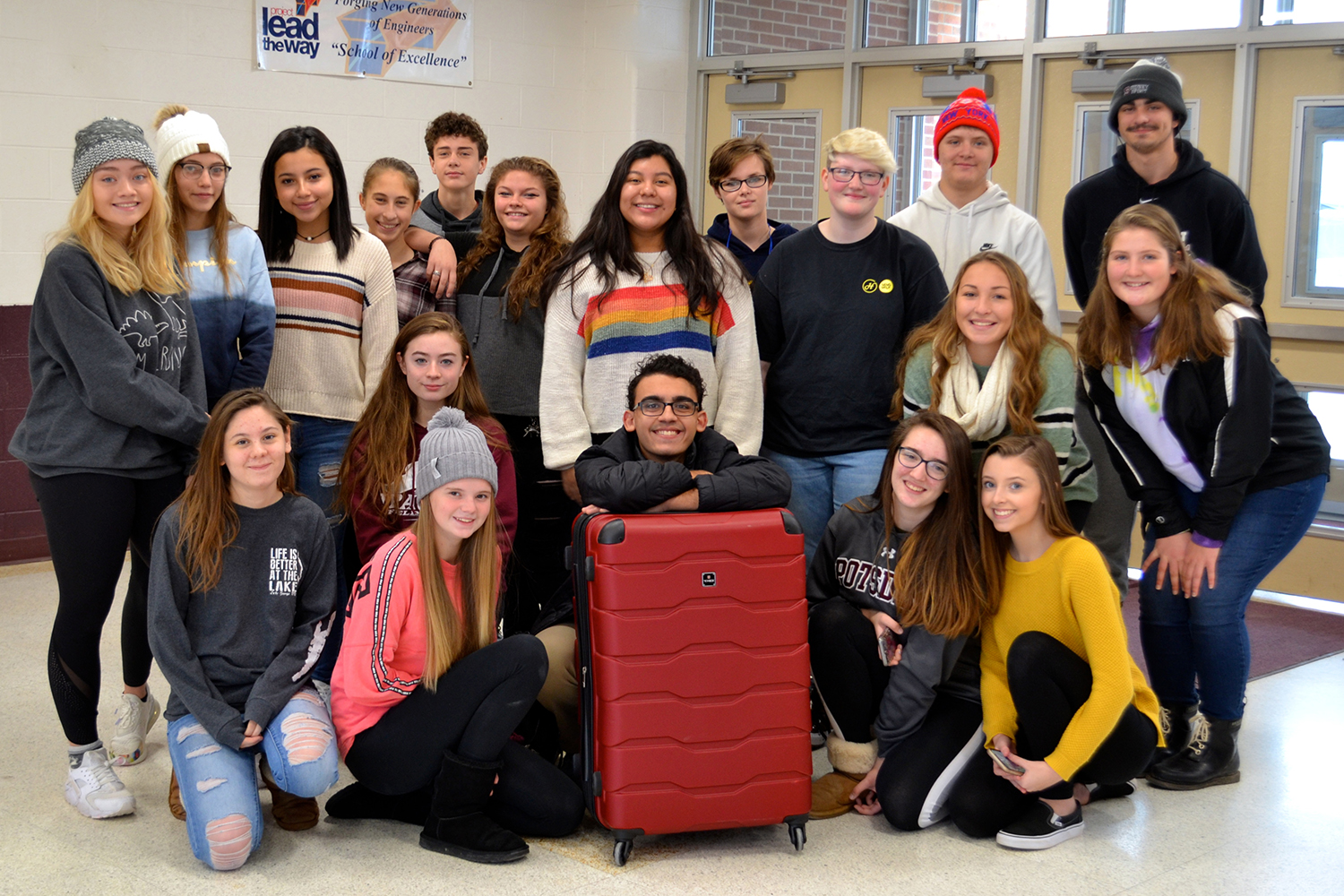 Sidney students attend Teen Institute