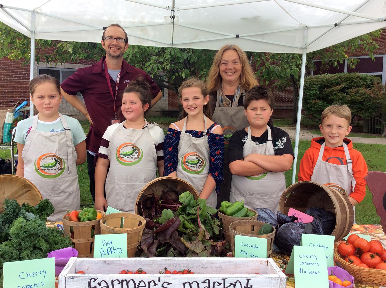 2018 Farmers' Market