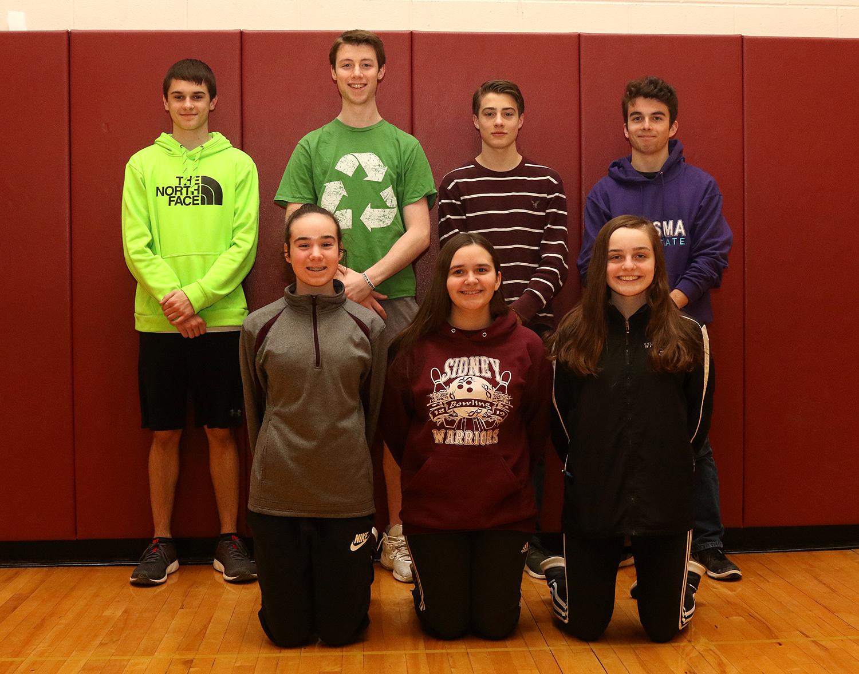 MAC scholar athletes winter 2019