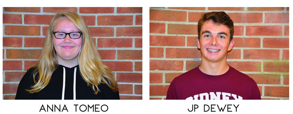 November Band Members of the Month
