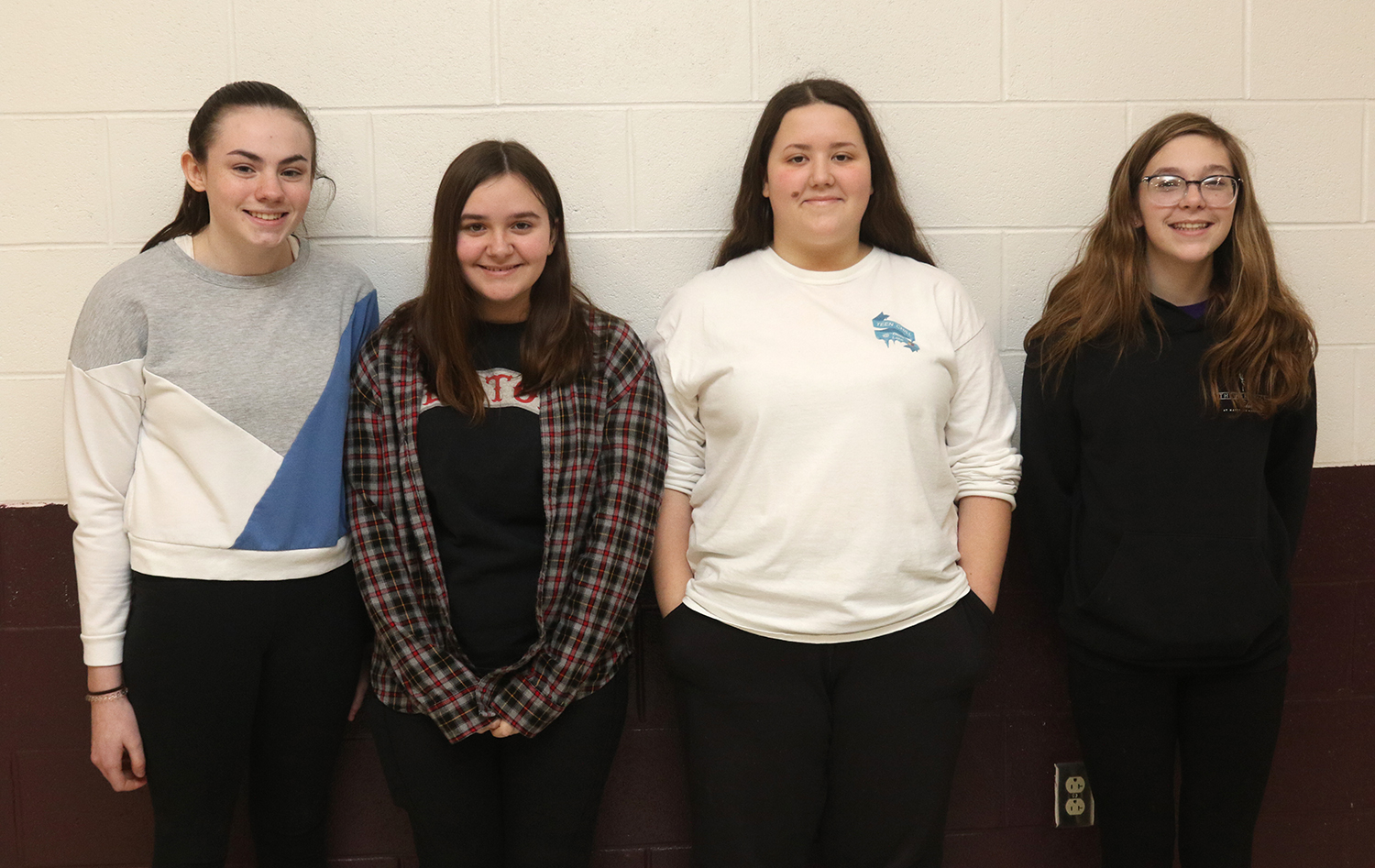 Girls bowling winter 2019-20