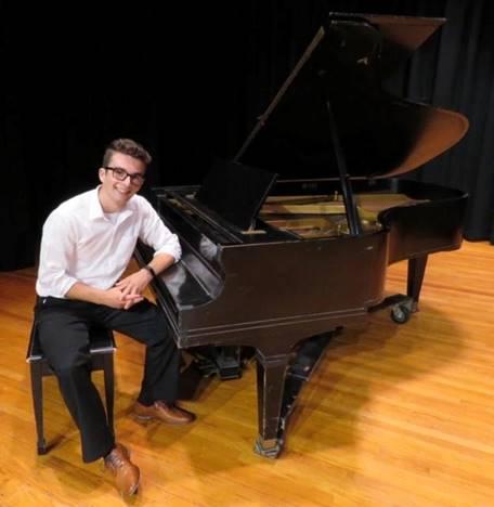 JP Dewey piano