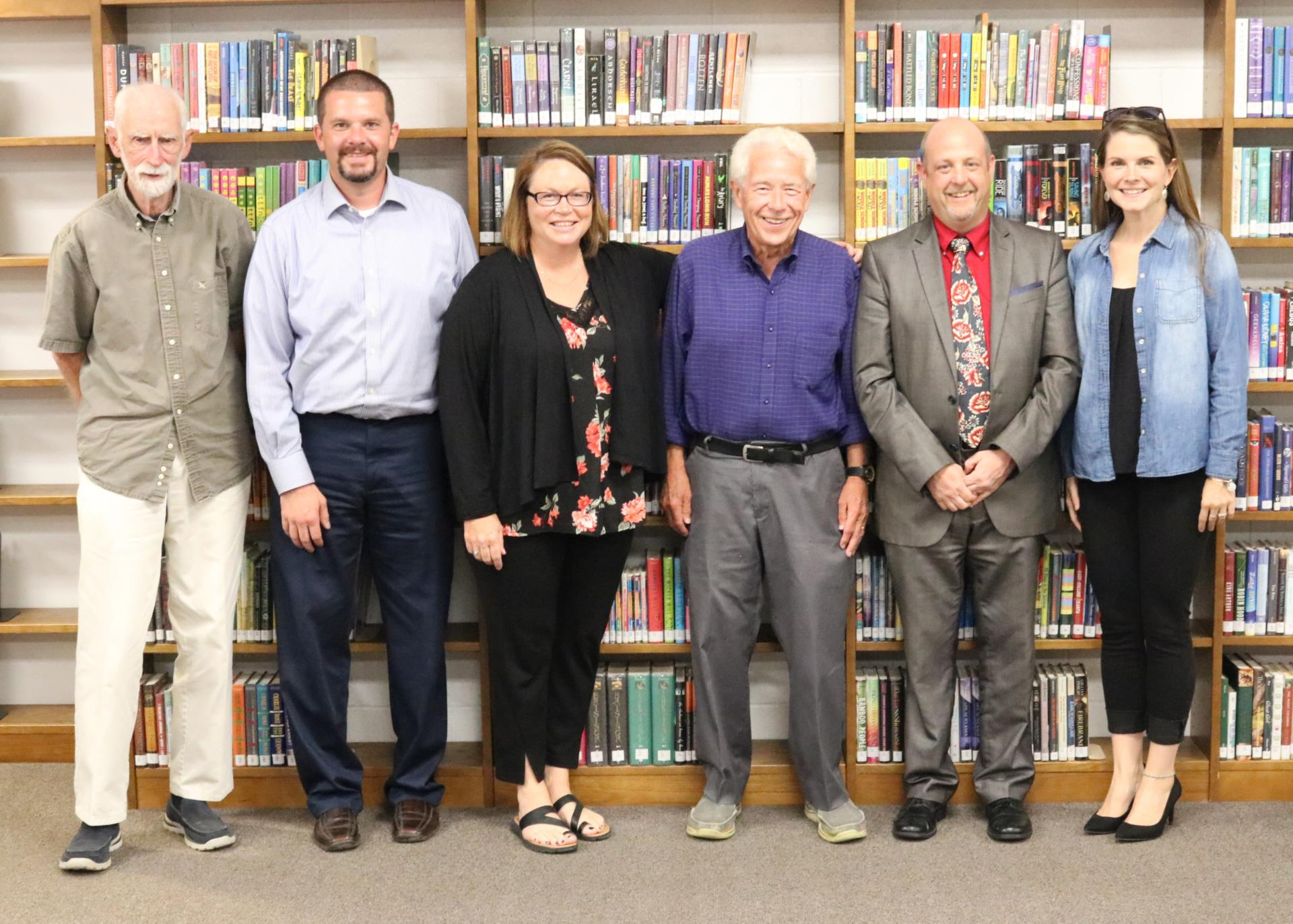 Norwich Board of Education 2018-19