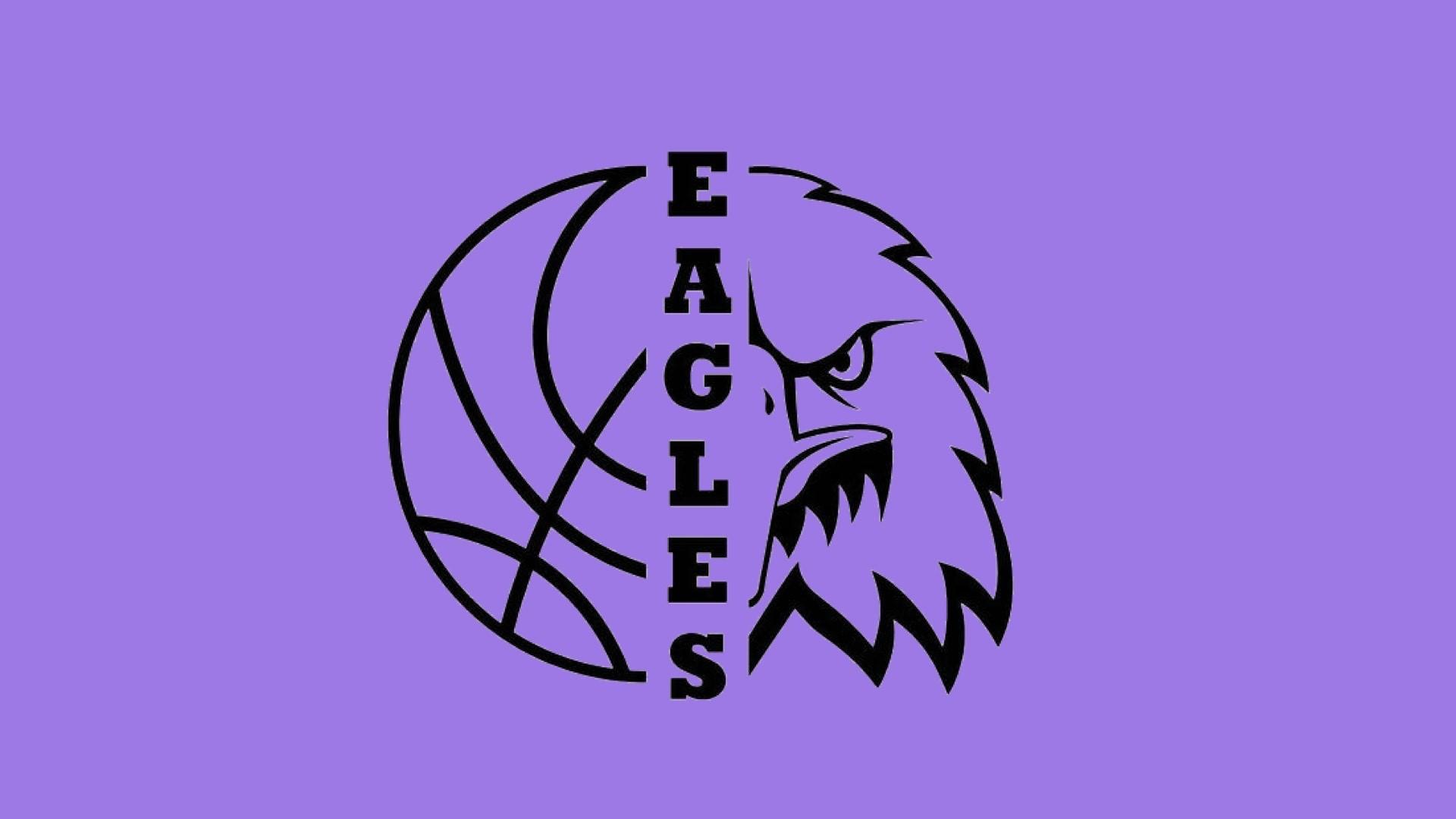 basketball and eagle