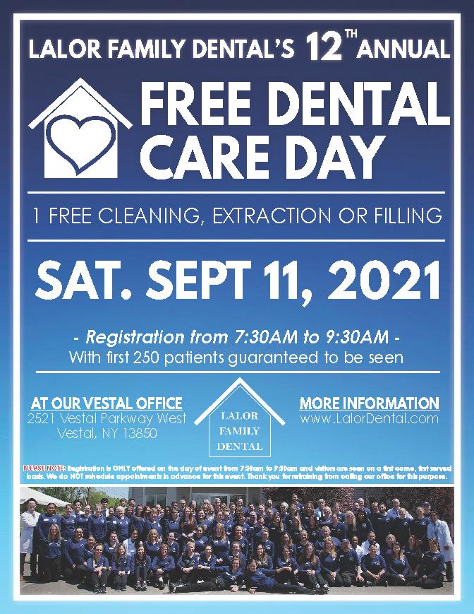 Lalor Dental Free Dental Care Day