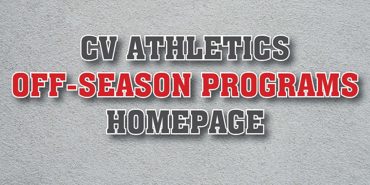 Click to go to Chenango Valley Athletics Off-Season Programs Homepage