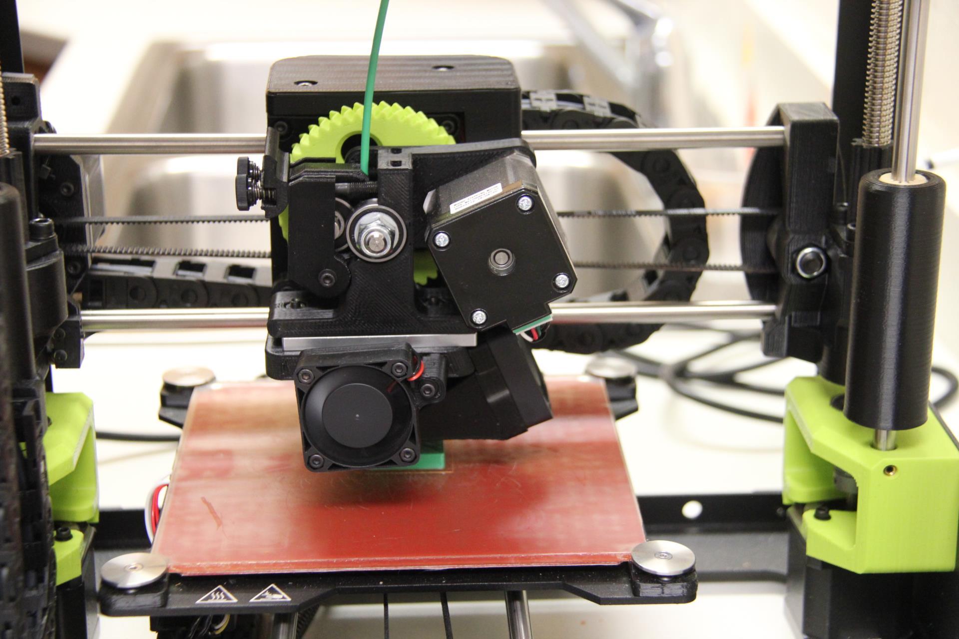 3 d printer printing