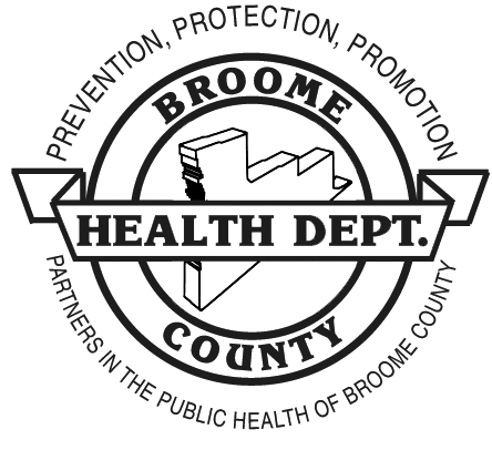 Broome County Health Department Logo