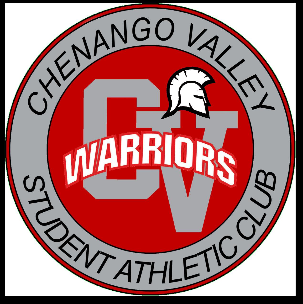 Chenango valley student athletic club logo
