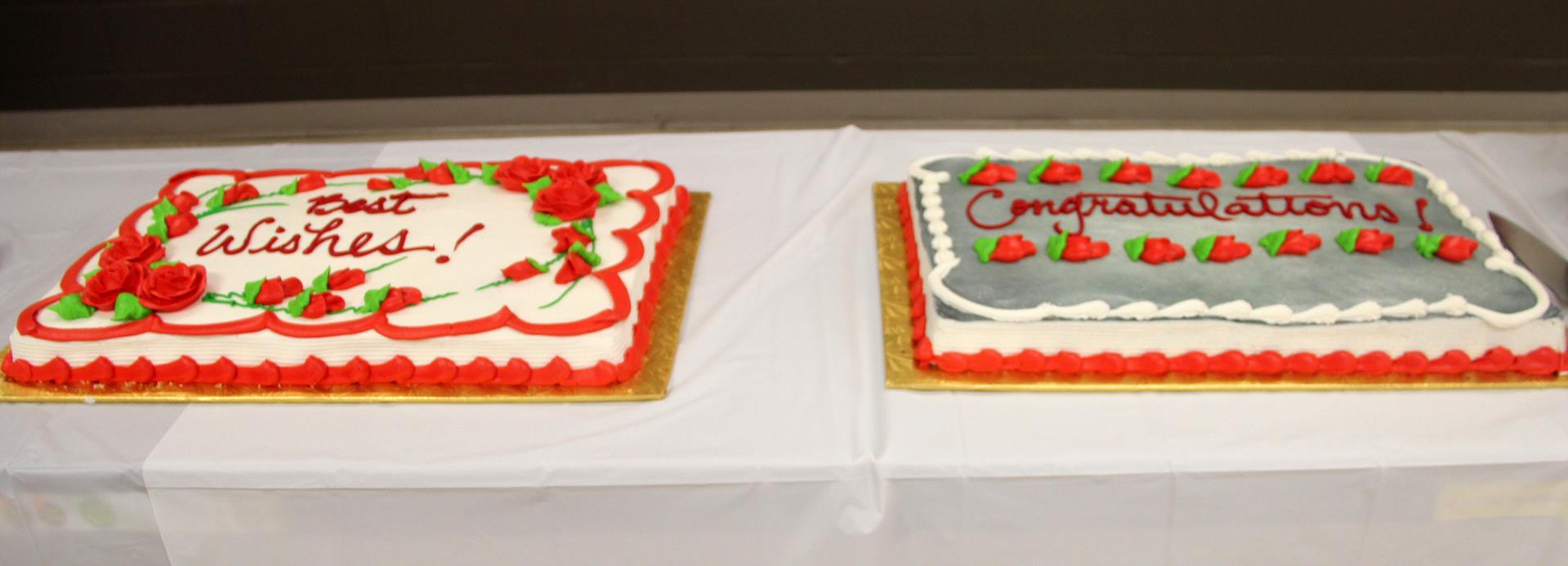 congratulations and best wishes cakes