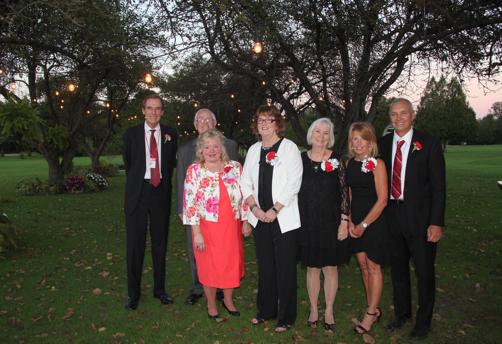 alumni honorees