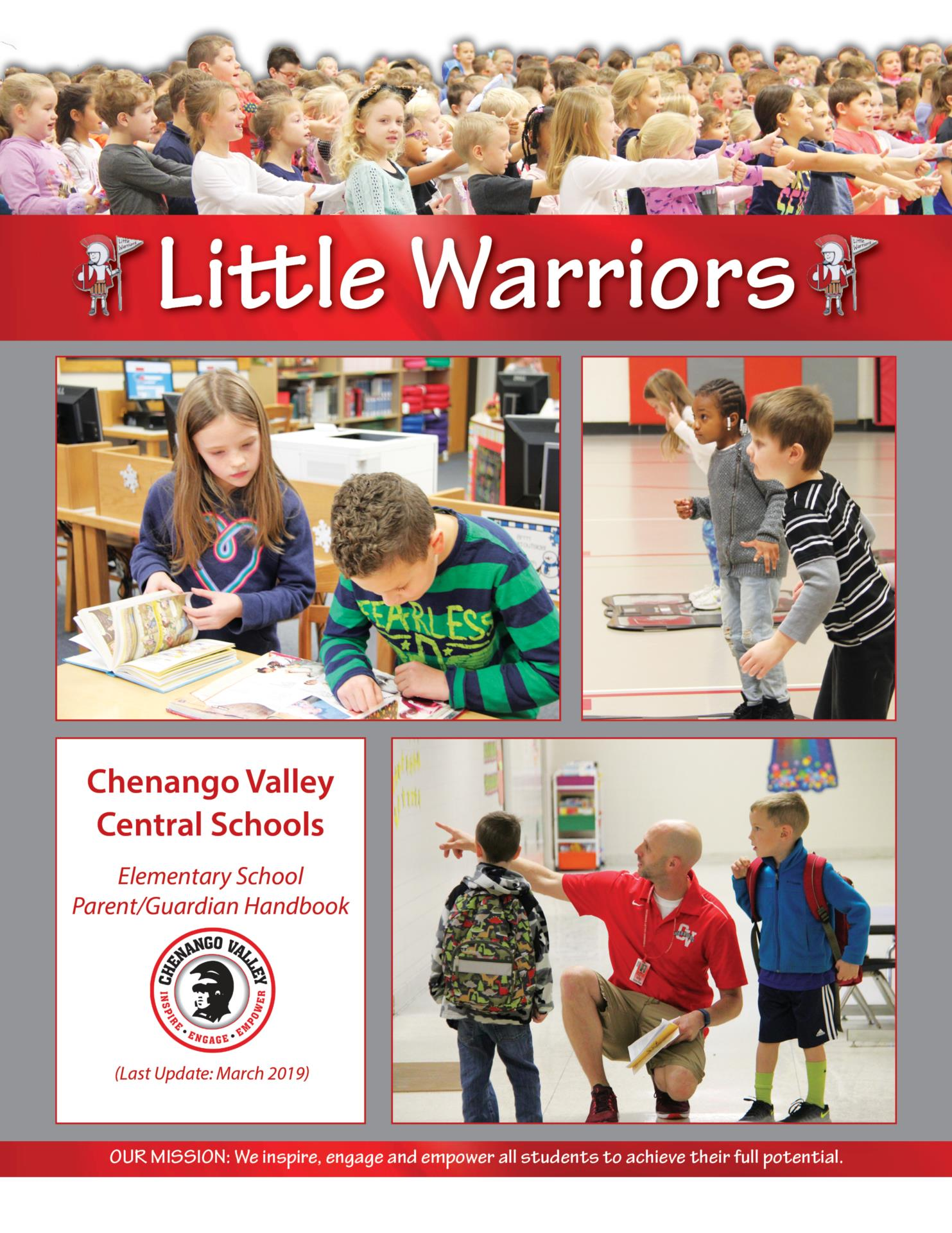 Little Warriors Handbook cover