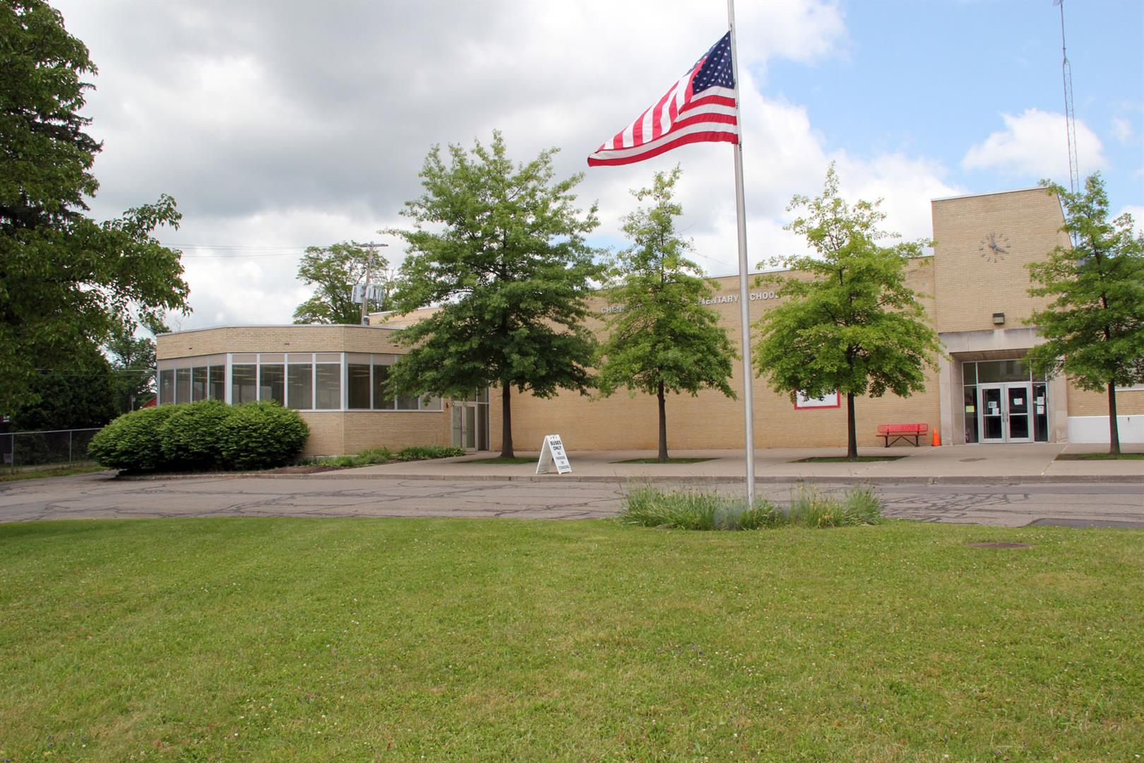 Chenango Bridge Elementary Building
