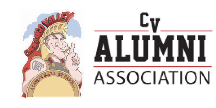 chenango valley alumni association logo