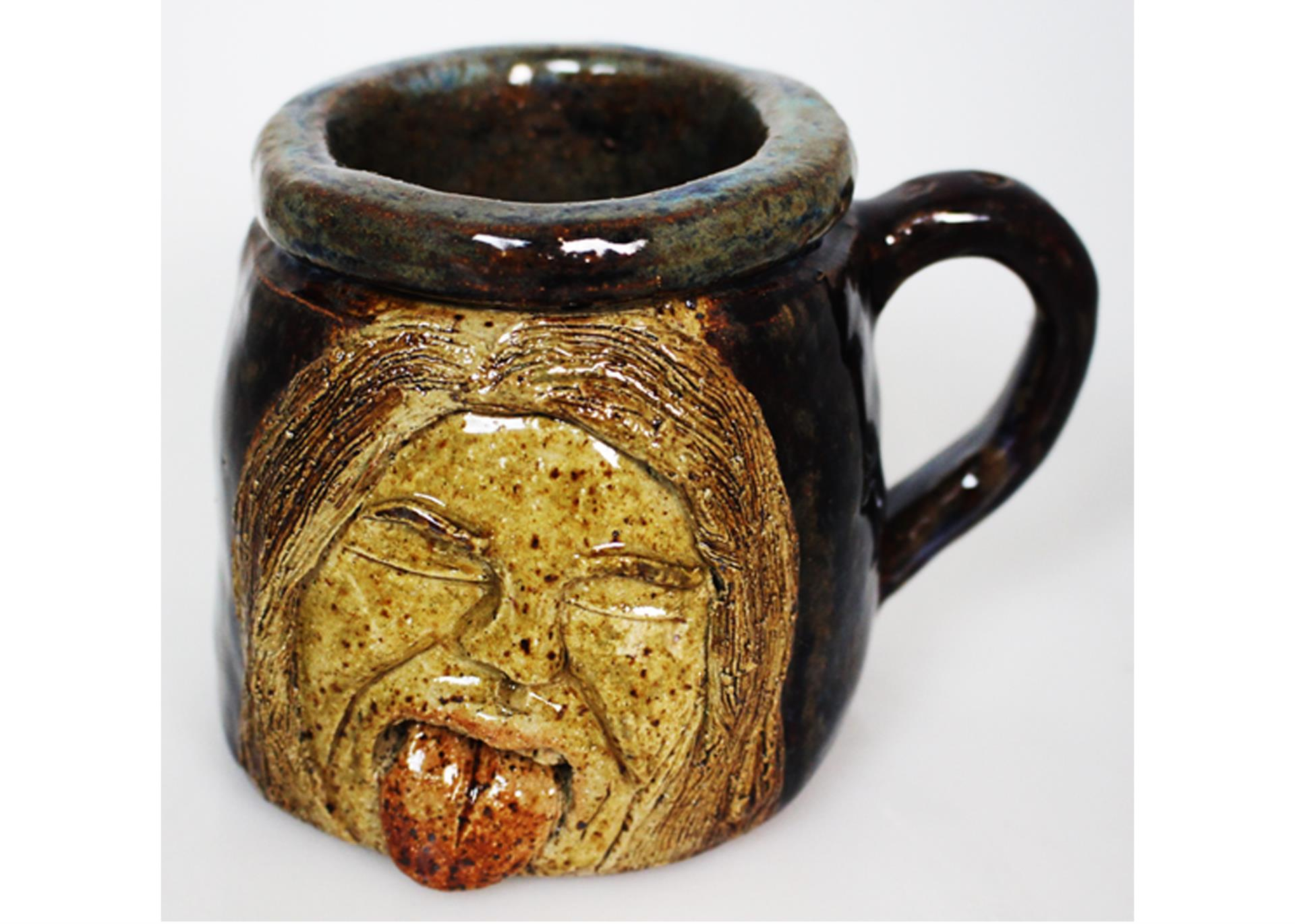 mug with face engraved