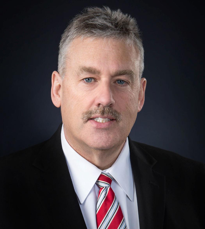 Board member Shaun Boorom