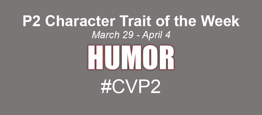 Trait of the Week - Humor
