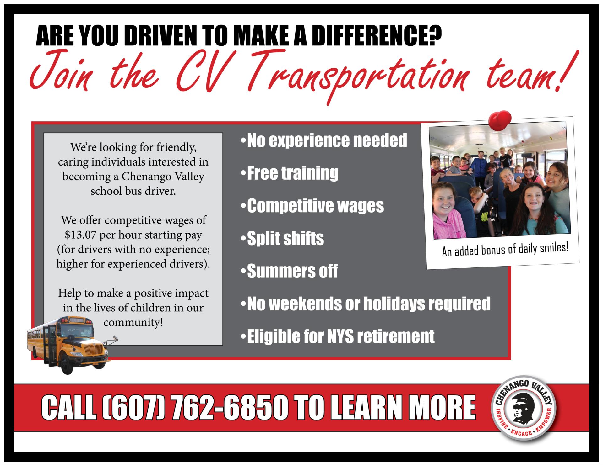 c v transportation ad