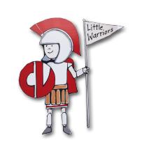 Little Warrior Illustration