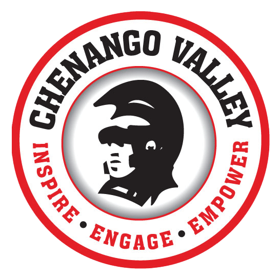 Chenango Valley Warriors Logo