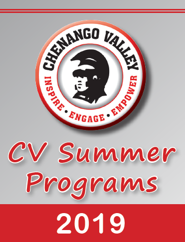 c v summer programs 2019 graphic