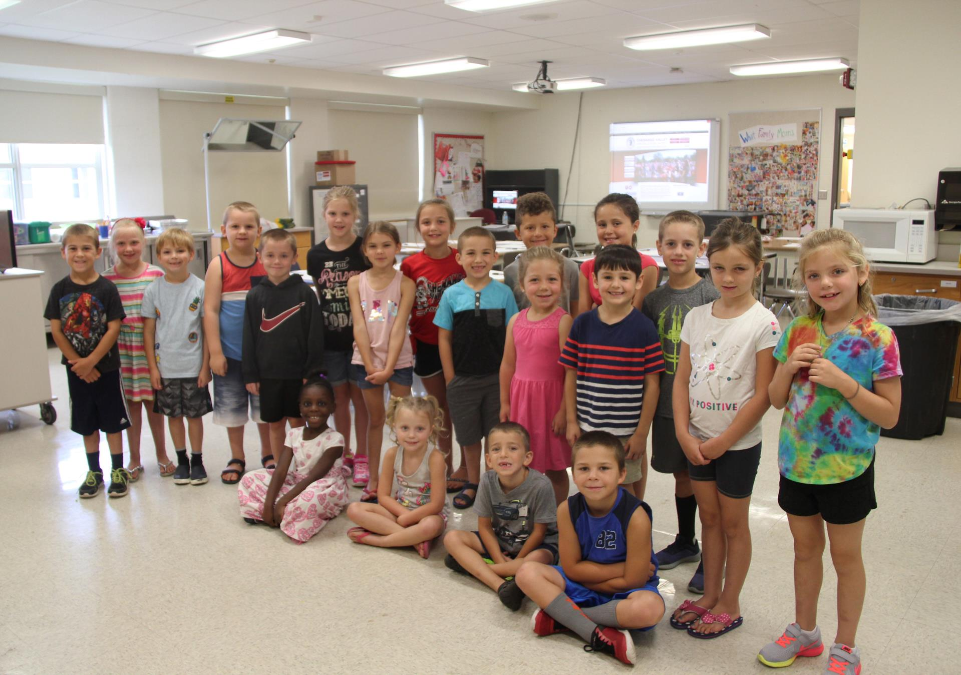 grade 1 and 2 group