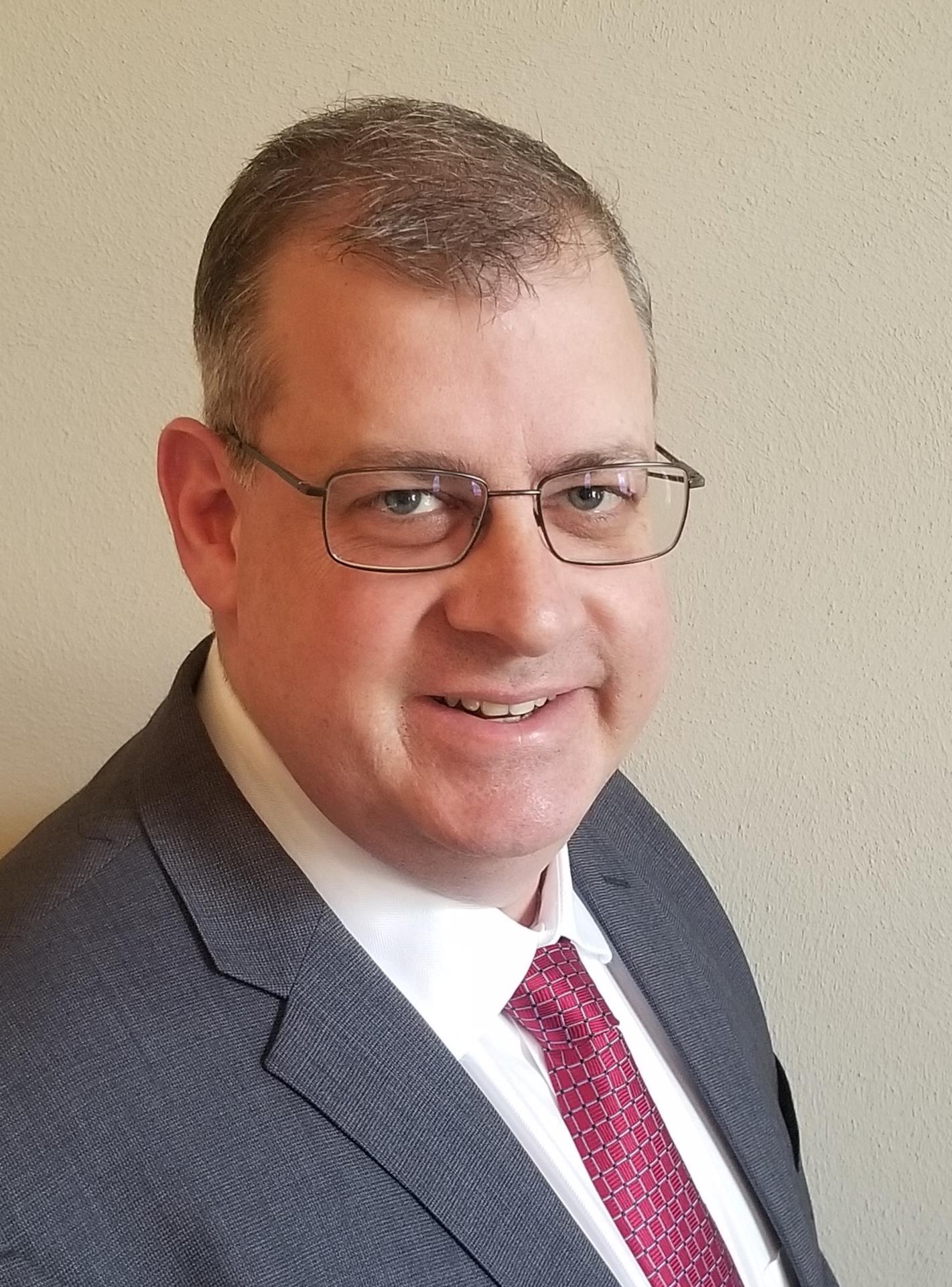 Board member Scott Wilson