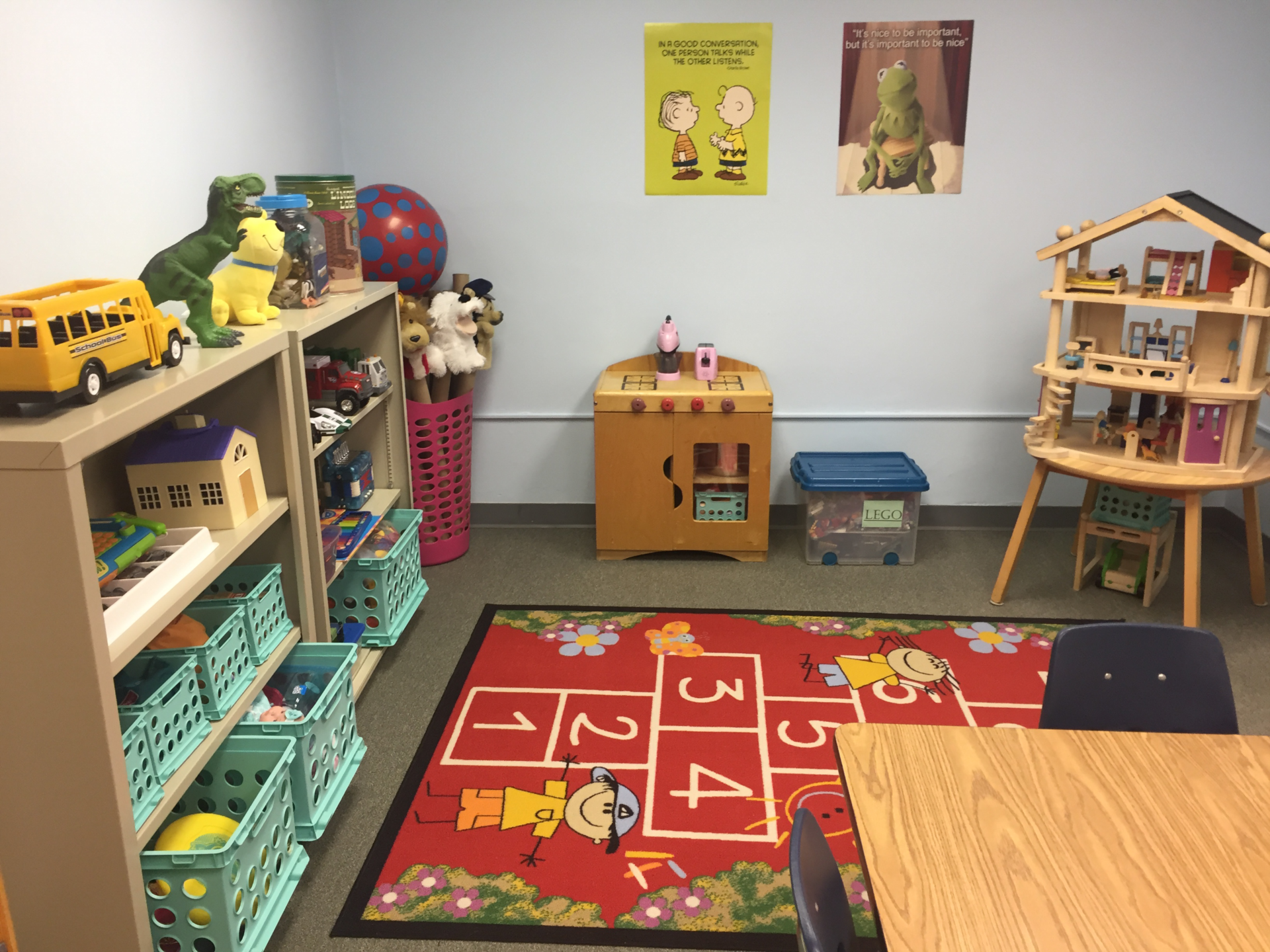 primary project room