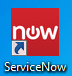 shortcut icon for service now