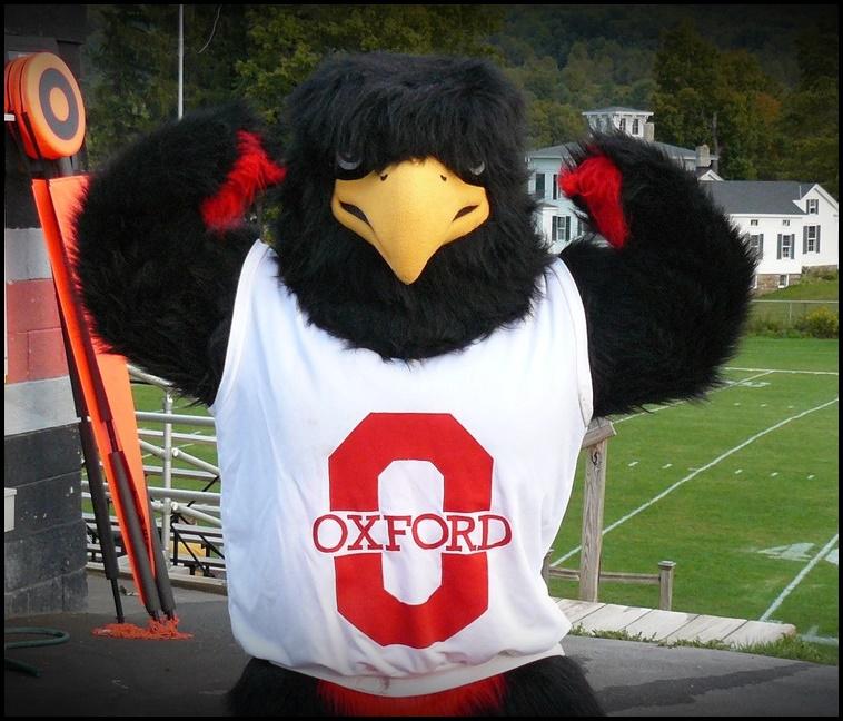 Blackhawk mascot