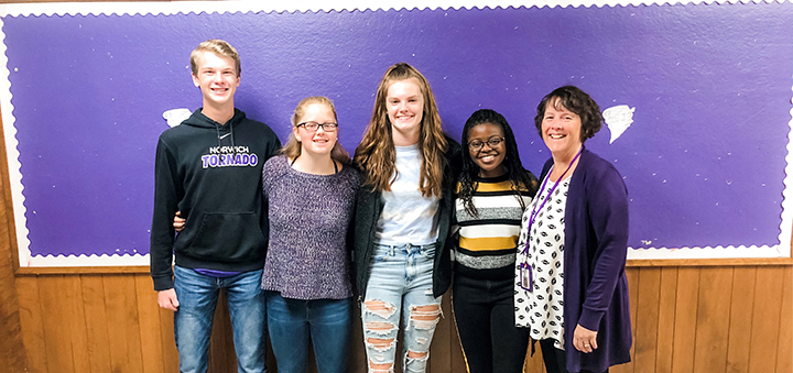 Students selected for HOBY Leadership Conference
