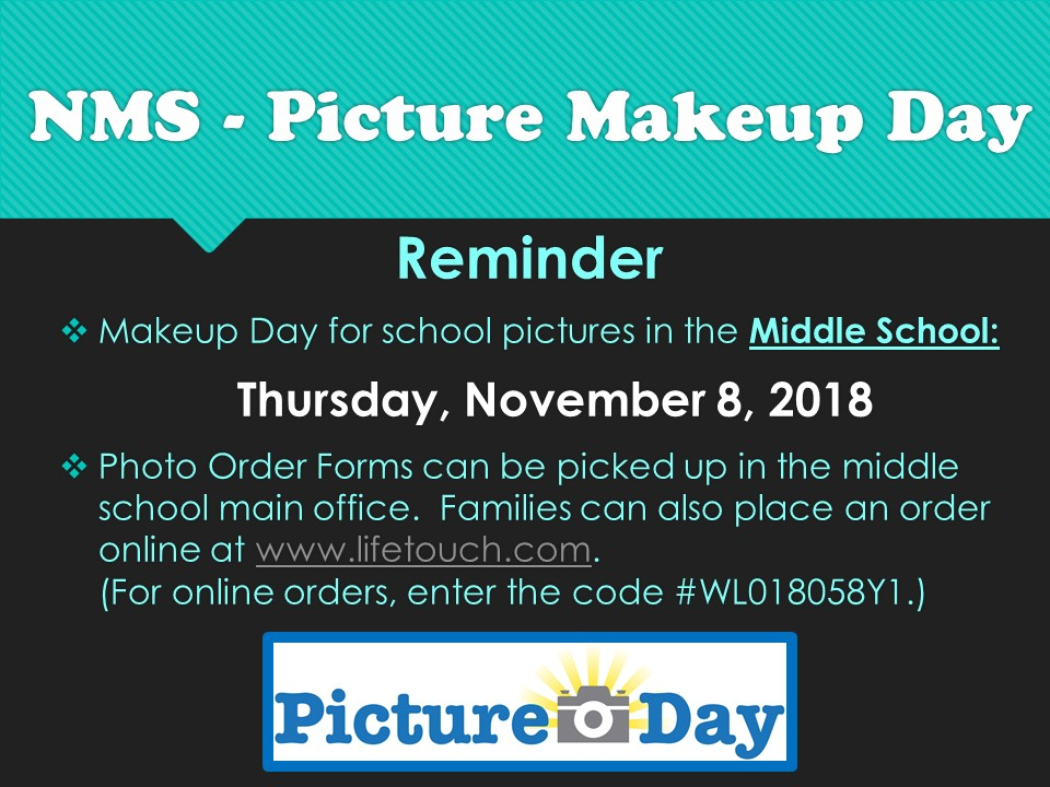 NMS Picture Makeup Day