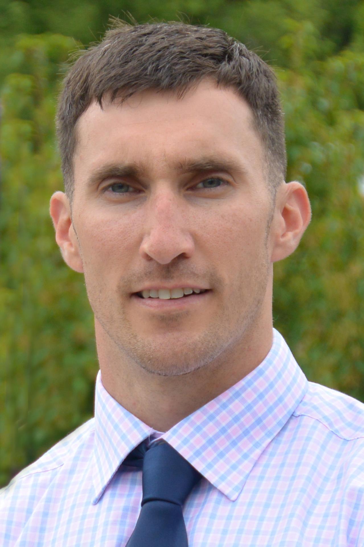 Sean Wood, MS Principal