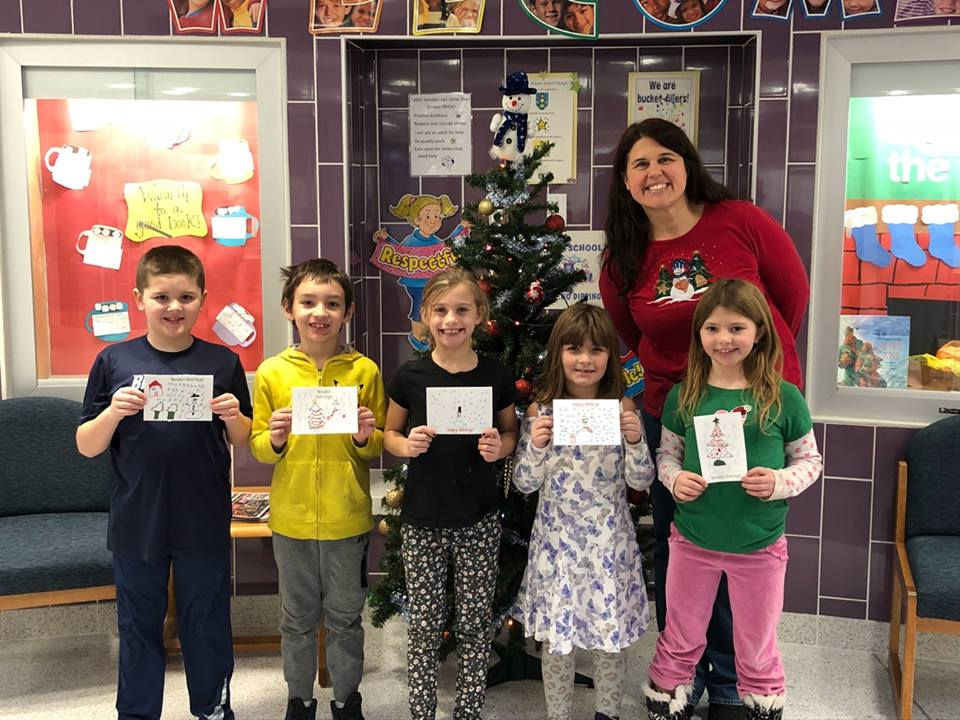 SG artists design NCSD holiday cards