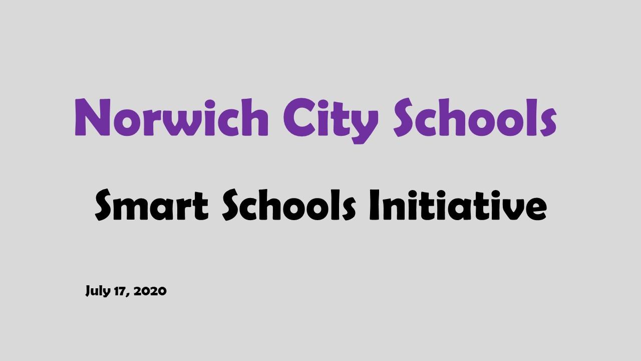 Smart Schools Initiative Plan