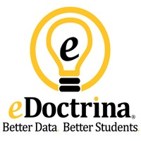 eDoctrina logo and link to their external web site
