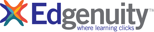 Edgenuity Logo and Link to their Web Site