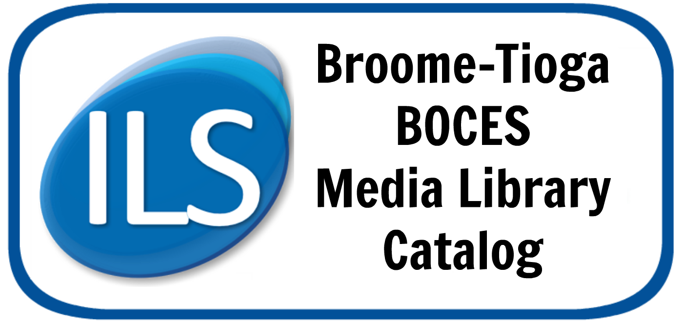 Broome-Tioga BOCES Media Library - ILS Logo and Link to their external web page