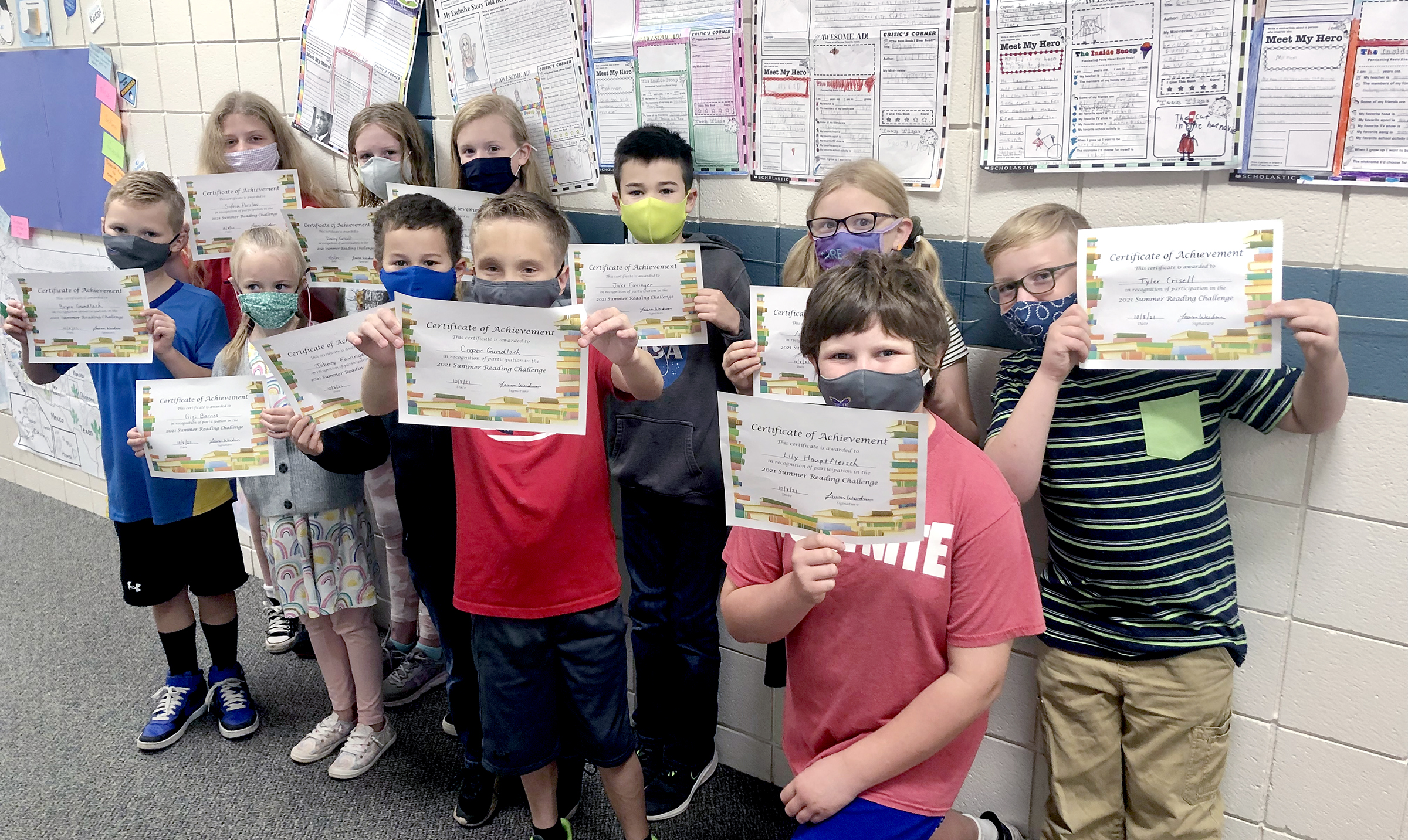 Students with certificates (10/2021)