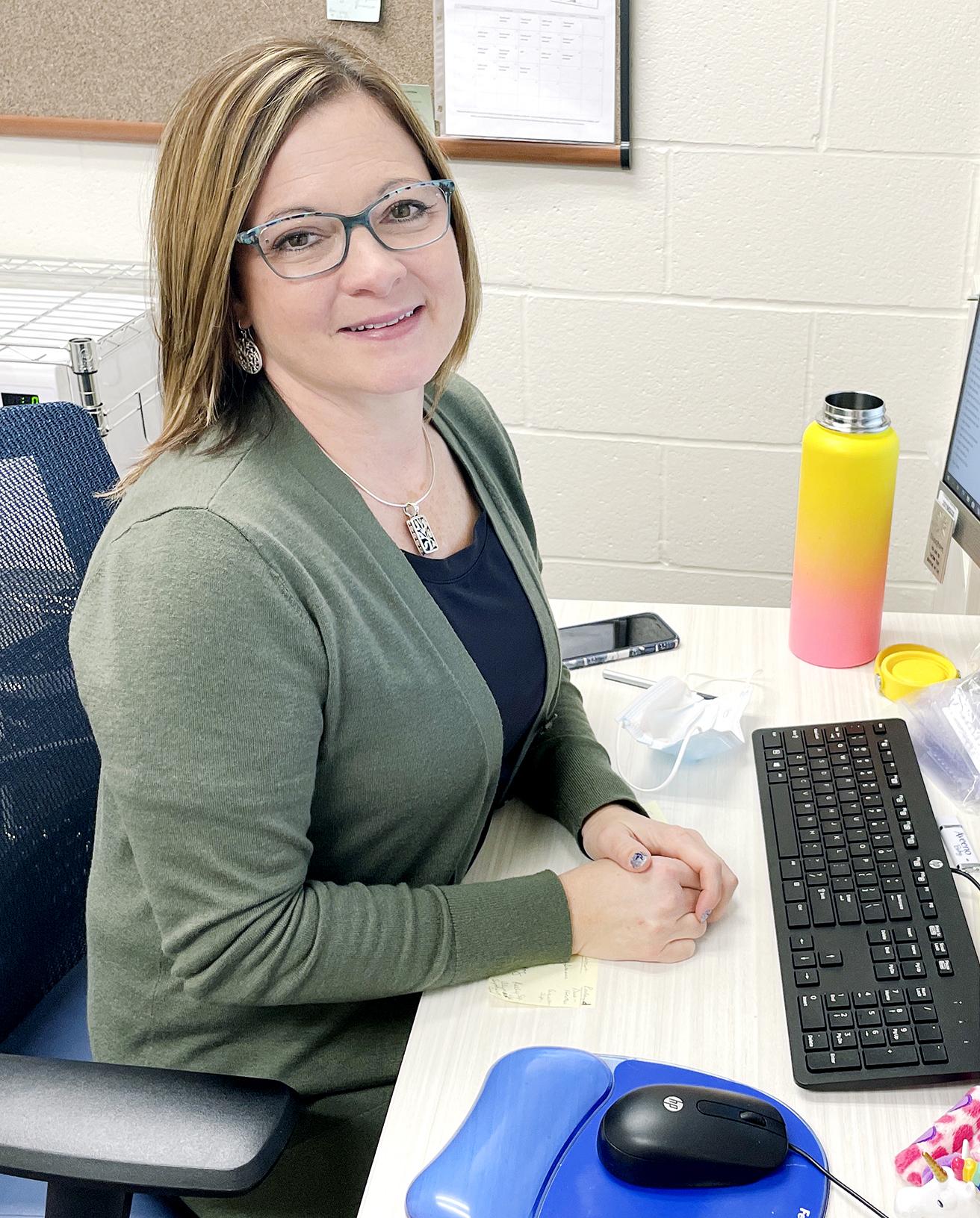 Dr. Gina O'Brien (1/11/2021)