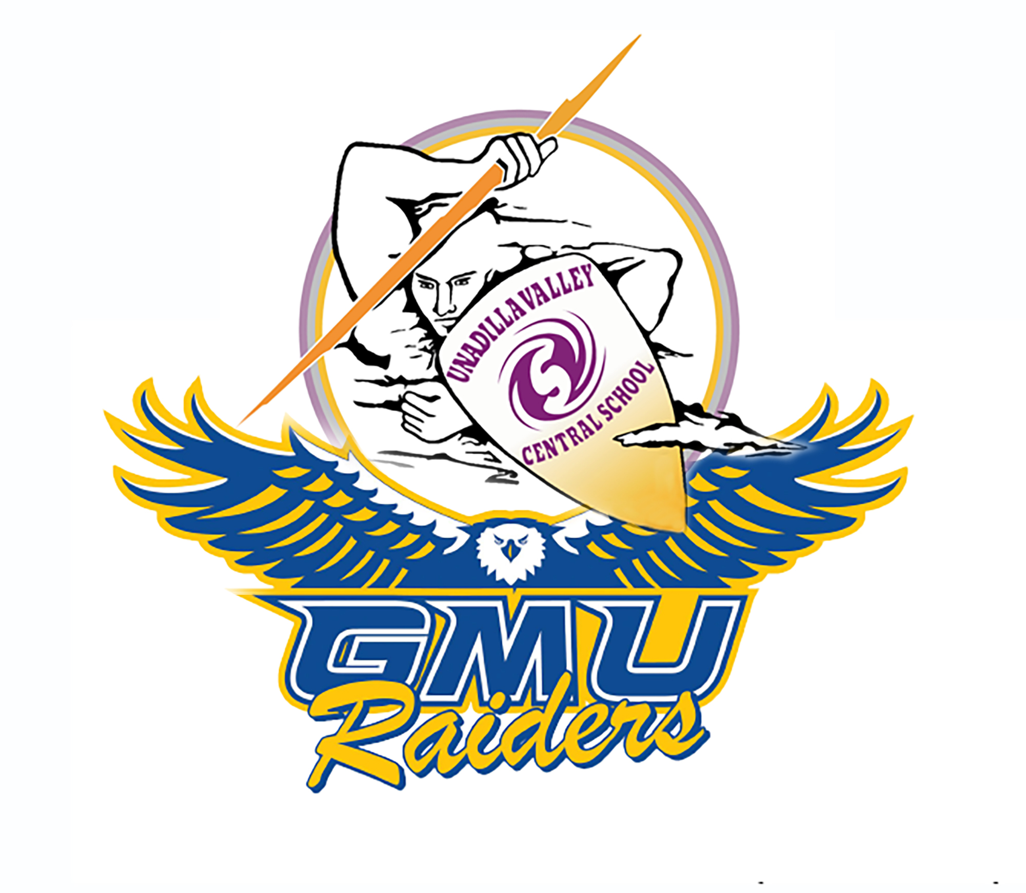 UV-GMU combined logo (unofficial - 10/2021)